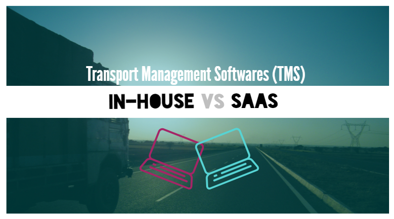[Infographic] Transport Management Software: In-house vs SaaS