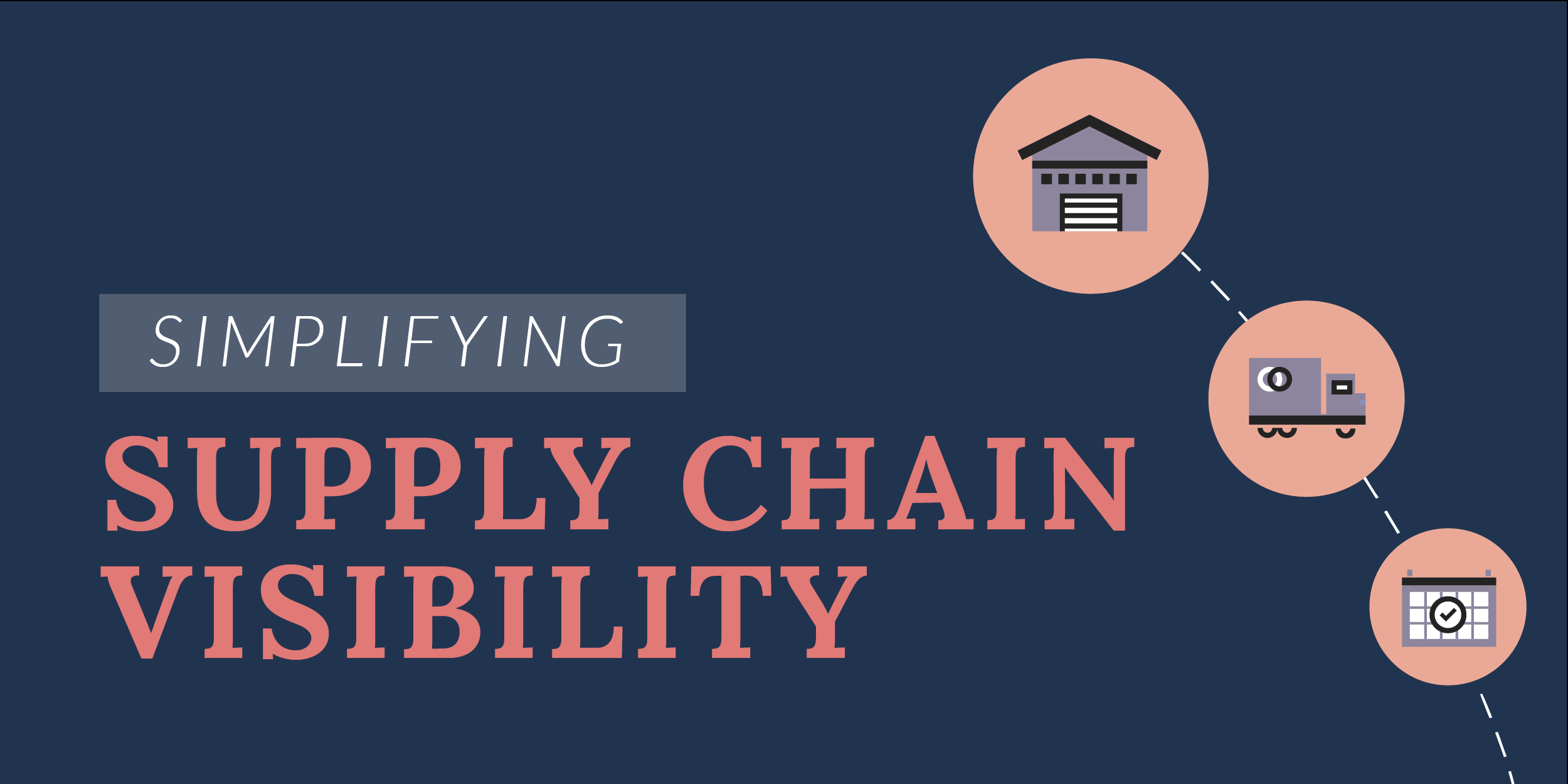 Simplifying Supply Chain Visibility