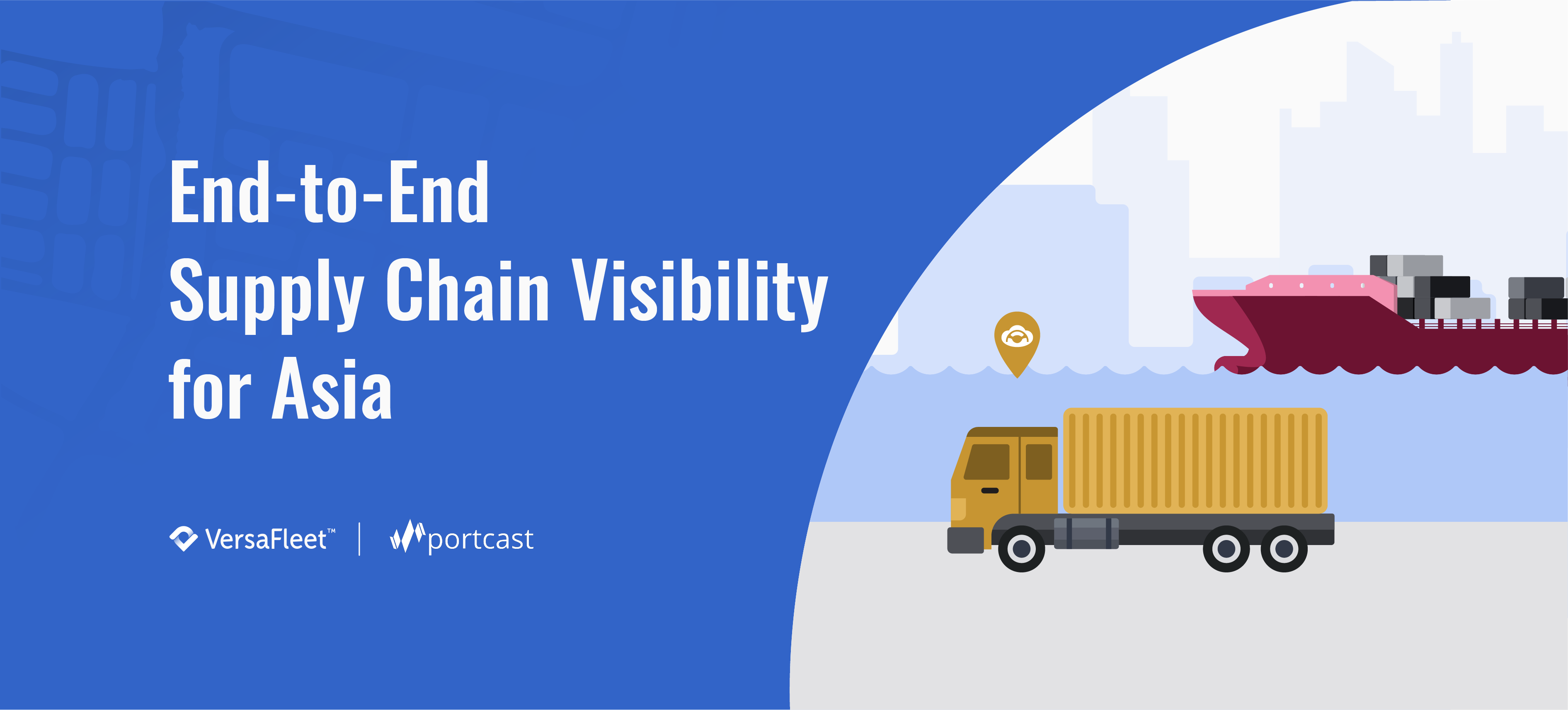 Achieving End-to-End Supply Chain Visibility